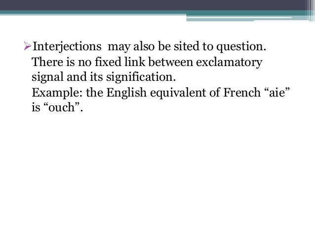 is ouch an example of onomatopoeia