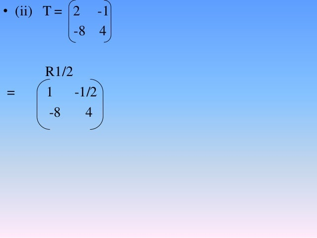 linear transformation r4 to r2 example