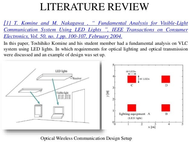 example of a good literature review