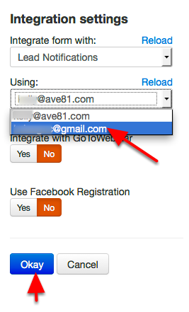 confirmed opt in email example