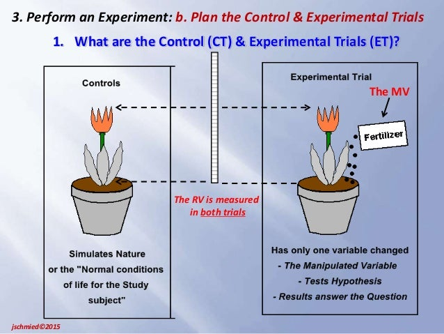 what is an example of a controlled experiment