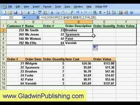 vlookup function in excel with example in hindi
