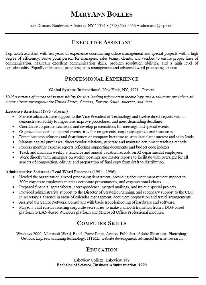 where do you put volunteer work on a resume example