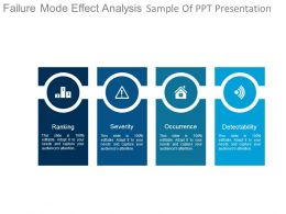 failure mode effect analysis example ppt