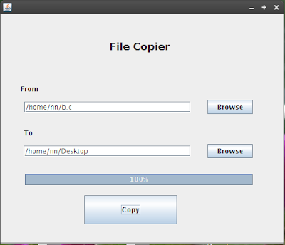 java file chooser example audio