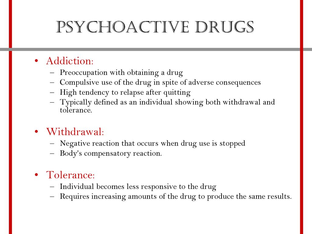 define drug abuse give an example