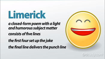 what is a limerick poem example