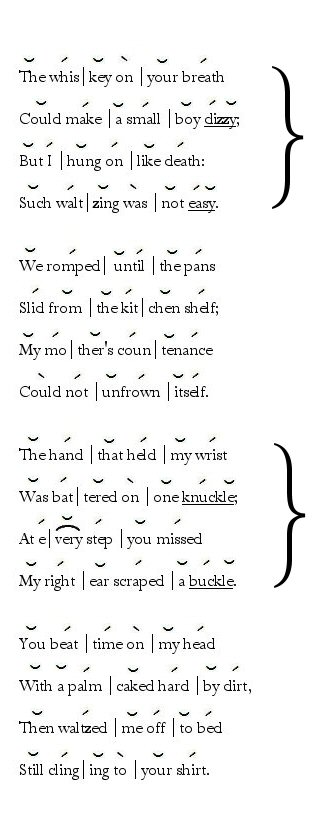 example of free verse poetry about bird