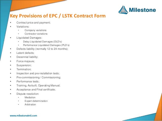 firm fixed price contract example