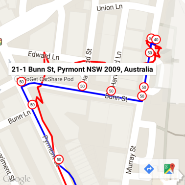 google maps distance matrix api example python