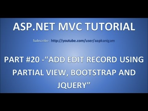 mvc 4 modal popup partial view example