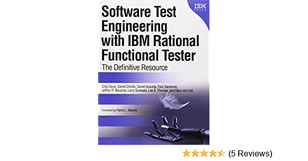 rational functional tester hardwer software example