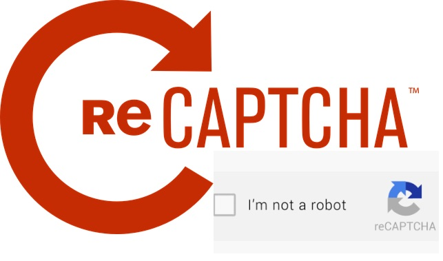 recaptcha i am not a robot example