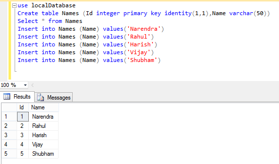 sql insert where not exists example